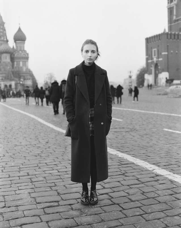 Maria, Moscow