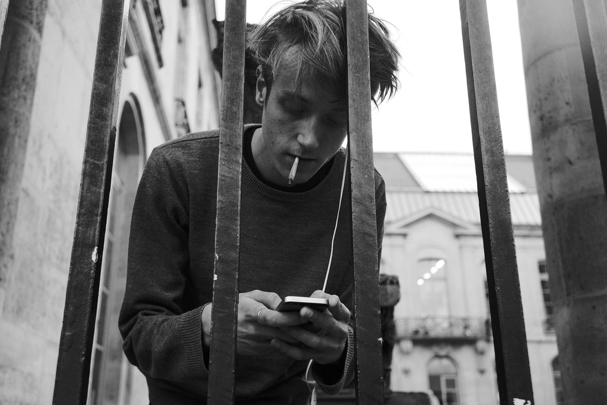 Eric, Paris